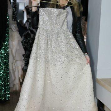 Ein Brautkleid-Traum von Alice + Olivia