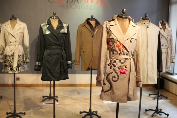 """Paris Fashion Week: Im Showroom der """"Americans in Paris"""""""