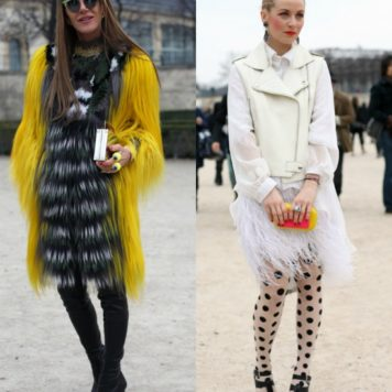 Paris Fashion Week: Streetstyles