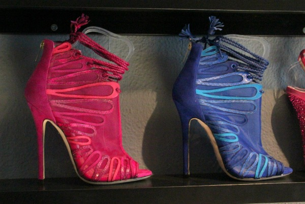 Die Jimmy Choo Herbst/Winter Kollektion 2012/2013