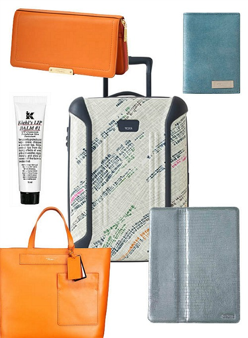 Tumi-Blogparade: Business Reisen mit Stil