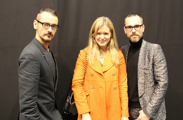 Mit Viktor & Rolf in Paris
