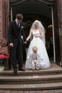 Millis Hochzeit