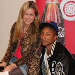 Mit Pharrell Williams