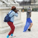 Blogger in Paris