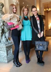 Mit Chiara und Andy in Florenz
