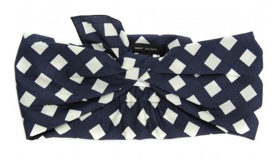 geknotetes haarband von marc jacobs josie loves. Black Bedroom Furniture Sets. Home Design Ideas