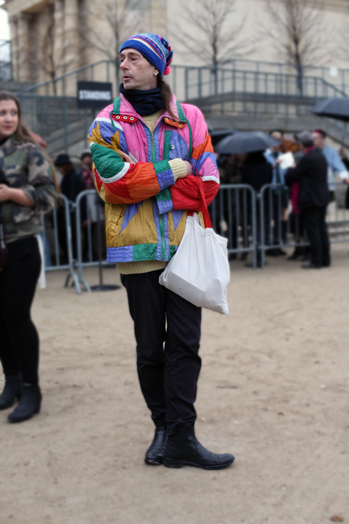 Paris Fashion Week: Bild des Tages