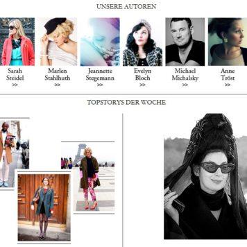 Josie loves für News & Styles: Antonia Wesseloh