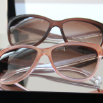 Im Showroom von Luxottica: Sonnenbrillen von Dolce & Gabbana, Prada und Ray Ban