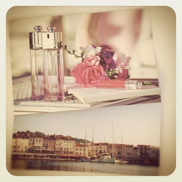 Postkarten von Dior