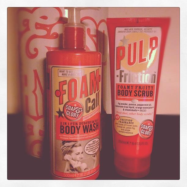 Neuentdentdeckung: Soap & Glory