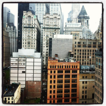 Hallo aus New York!