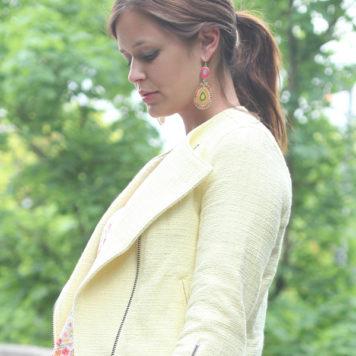 Josie loves für Zalando: Im Gelbrausch