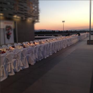 Firenze4Ever: Dinner und Party