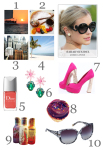 Love List: 10 Dinge, die mich glücklich machen