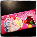 Mädchenschokolade