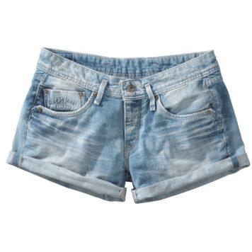 Ein Teil - Zwei Looks: Die Jeansshorts