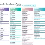 Mercedes-Benz Fashion Week Berlin: Der finale Schauenplan