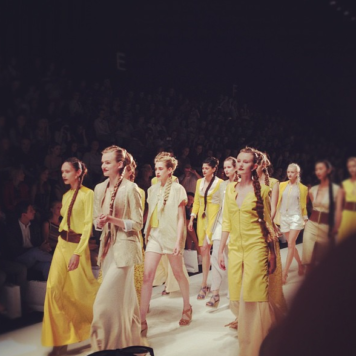 Fashion Week Berlin: Instagram-Impressionen der ersten beiden Tage