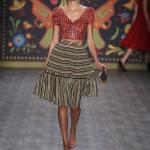 Fashion Week Berlin: Lena Hoschek Sommer 2013