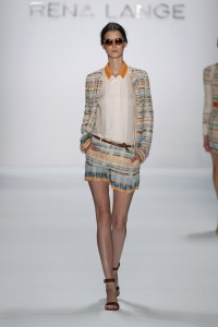 Fashion Week Berlin: Rena Lange Spring/Summer 2013