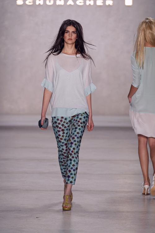Fashion Week Berlin: Lieblingslooks bei Schumacher
