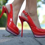 100 Tage - 1XX Schuhe: 14. August - Schuh 14