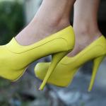 100 Tage – 1XX Schuhe: 7. August - Schuh 7
