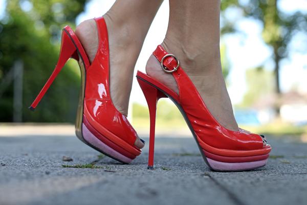 100 Tage – 1XX Schuhe: 14. August – Schuh 14