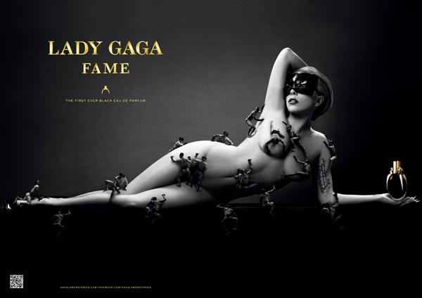 LADY GAGA FAME: Gewinnt den ersten Duft der Pop-Queen!