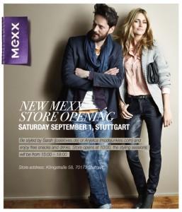 Josie loves und Mode Junkie für MEXX