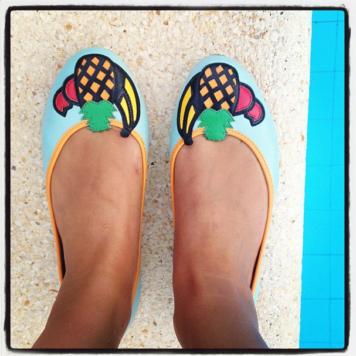 100 Tage – 1XX Schuhe: 12. September – Schuh 43