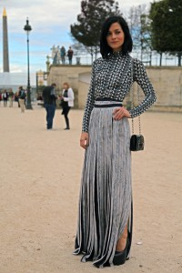 Paris Fashion Week: Street Styles, Part One