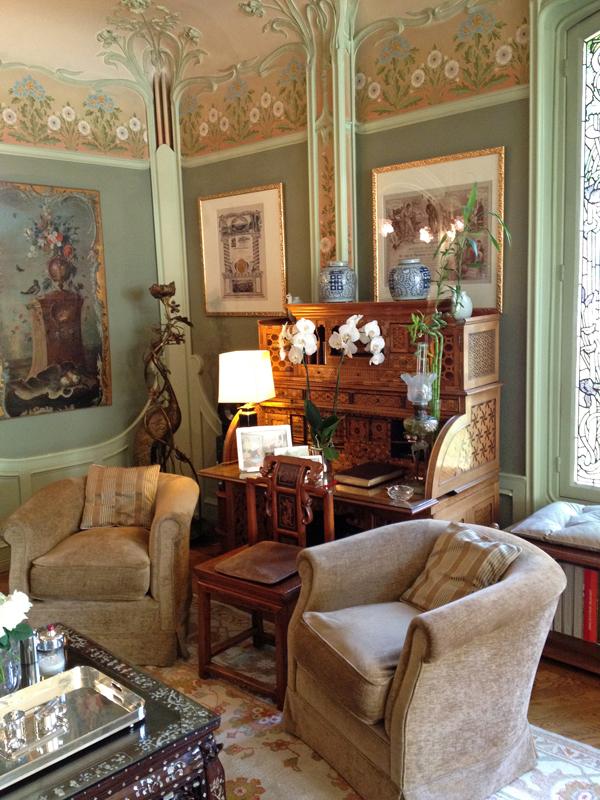 In den Ateliers von Louis Vuitton in Asnières