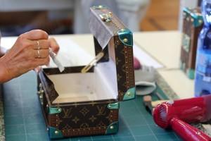 Mit Louis Vuitton in Asniéres: Die Besichtigung der Ateliers