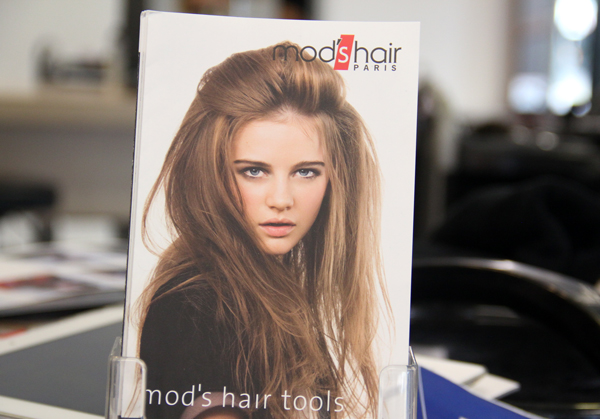 Bei mod's hair in Düsseldorf