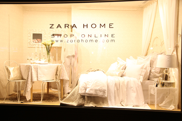 zara home store opening in munich. Black Bedroom Furniture Sets. Home Design Ideas