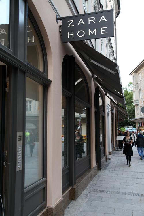 Zara Home Store Opening in Munich