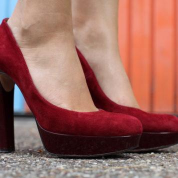 100 Tage – 1XX Schuhe: 1. September – Schuh 32