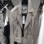 Set Spring/Summer 2013 leather jacket