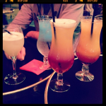 Cocktail time in Paris