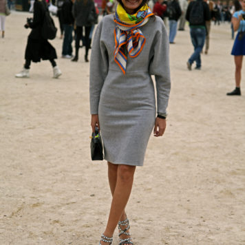 Paris Fashion Week Looks: Giovanna Battaglia
