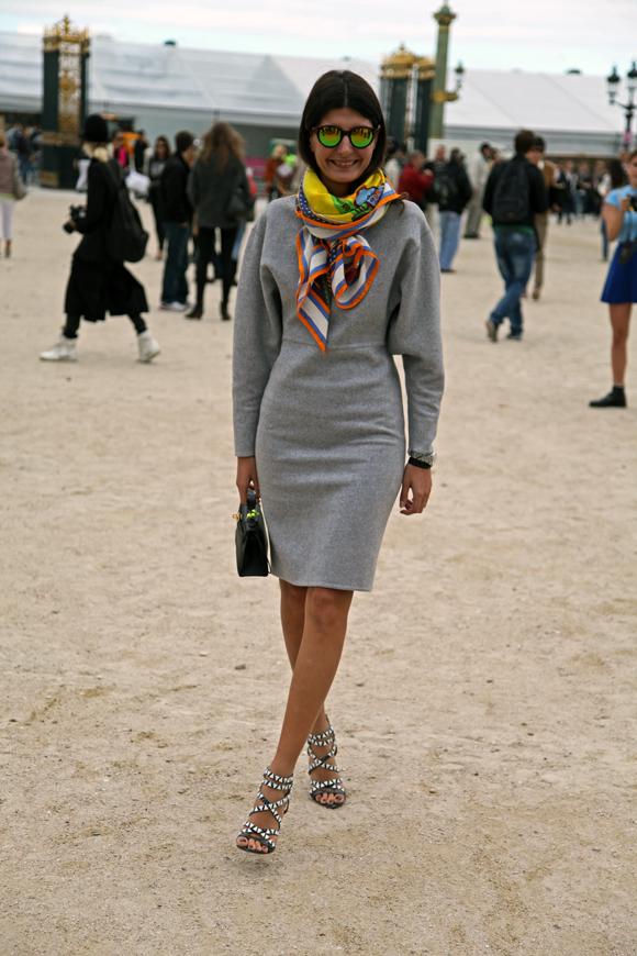 Paris Fashion Week Looks: Giovanna Battaglia