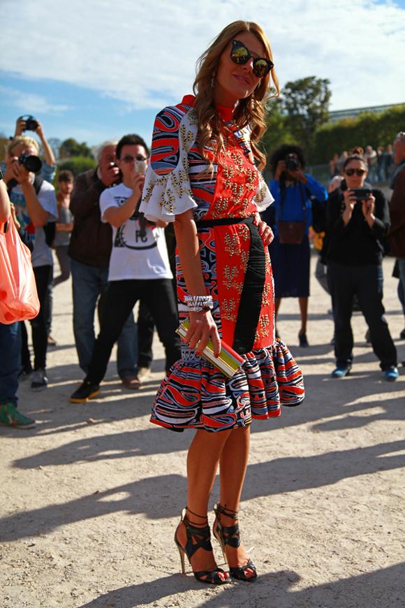 Paris Fashion Week: Queens of street style
