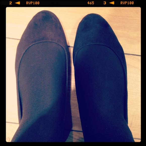 100 Days – 1XX Shoes: October 11 – Shoe 72 + Shoe 73