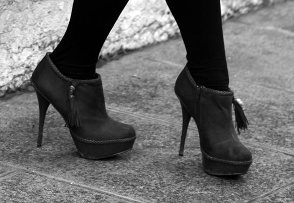 100 Days – 1XX Shoes: Oktober 3 – Shoe 64