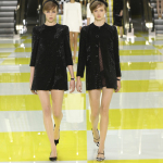 Paris Fashion Week: Louis Vuitton Spring/Summer 2013