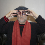 Ron Arad and Madly Kenzo in London