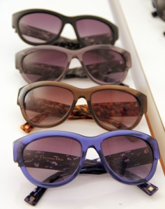 Safilo Spring/Summer 2013 Press Day: Christian Dior